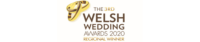 The 3rd Welsh Wedding Awards 2020 Regional Wenner